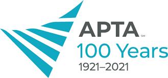 APTA Centennial Logo