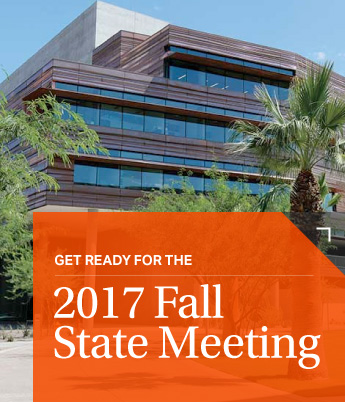 Get Ready for the 2017 Fall State Meeting